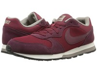 Nike Md Runner 2 Team Red Night Maroon Lght Taupe Sail Men's Classic Shoes