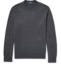 Polo Ralph Lauren Wool Sweater Charcoal