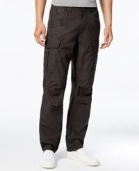 Gstar Men's Raven Tapered Cargo Pants Raven Black