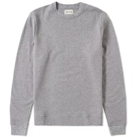 Oliver Spencer Robin Crew Sweat Grey