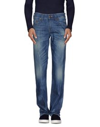 True Religion Denim Denim Trousers Men Blue