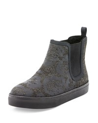 Elliott Lucca Palmira High Top Skate Sneaker Slate Exotic