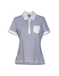 Alviero Martini 1A Classe Polo Shirts Blue