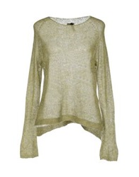 Brebis Noir Sweaters Military Green