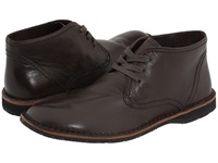 John Varvatos Hipster Chukka Dark Brown Men's Lace Up Boots