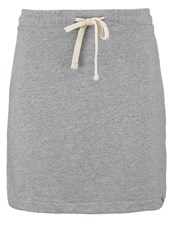 Gap Pencil Skirt Light Heather Grey Light Grey