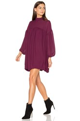 Baandsh Nero Blouse Purple