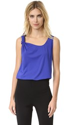 Versace Sleeveless Top Viola
