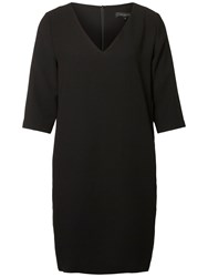 Selected Femme Tunni Loose Fit Dress Black