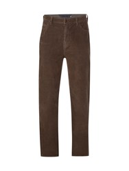 White Stuff Men's Wale Cord Trouser Brown