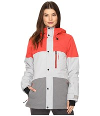 O'neill Coral Jacket Scooter Red Women's Coat