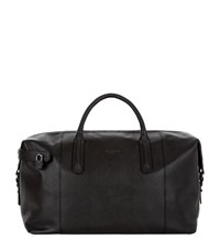 Ted Baker Hercule Luxury Lock Pocket Holdall Unisex Black
