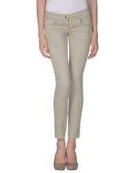 Blugirl Folies Denim Pants Light Grey