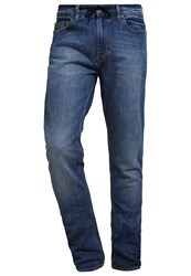 Element Owen Straight Leg Jeans Blue Denim