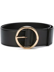 Stella Mccartney Classic Waist Belt Black