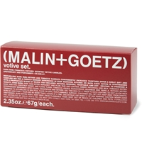 Malin Goetz Votive Candle Set Hypebeast Store.