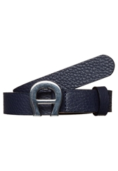 Aigner Belt Marine Dark Blue