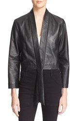 Women's Veda 'Master' Leather Jacket