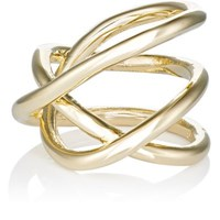 Jennifer Fisher Women's Abstract Line Ring No Color