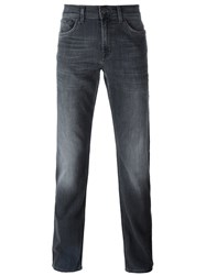 7 For All Mankind 'Slimmy' Jeans Grey