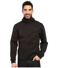 The North Face Thermal 3D Full Zip Hoodie Tnf Black Men's Sweatshirt