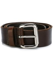 Orciani 'Sensory' Belt Brown