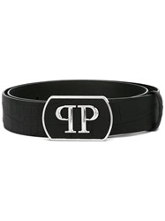 Philipp Plein 'Hanson' Belt Black