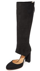 Alexa Wagner Carly Boots Black
