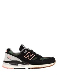 New Balance 530 Limit.Ed Suede And Mesh Sneakers
