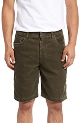 Quiksilver Men's Waterman Collection 'Supertubes 6' Corduroy Shorts
