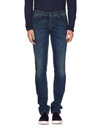 Roberto Cavalli Denim Denim Trousers Men Blue