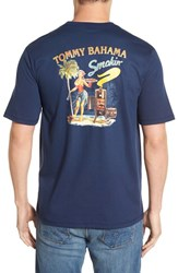 Men's Tommy Bahama 'Smokin' Graphic T Shirt