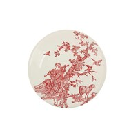 Gien Delices Des 4 Saisons Dessert Plates Set Of 4