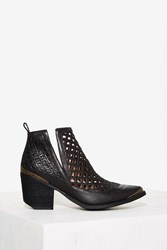 Jeffrey Campbell Cromwell C Leather Bootie