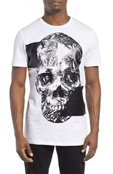 Men's Antony Morato Graphic Crewneck T Shirt