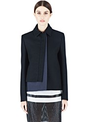 Paco Rabanne Short Wool Jacket
