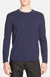 Men's Theory 'Brettos' Trim Fit Crewneck Sweater