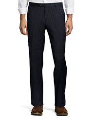 Palm Beach Cole Flat Front Suit Pants Navy