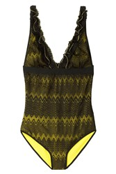 Missoni Mare Swimsuit Black