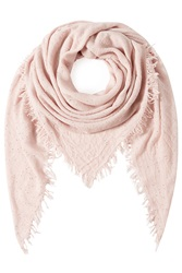 Faliero Sarti Scarf With Cashmere Silk And Wool Rose