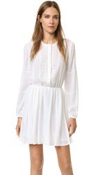 Rebecca Minkoff Tammy Dress Chalk