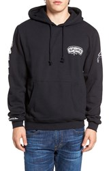 Mitchell And Ness Men's San Antonio Spurs History Hoodie