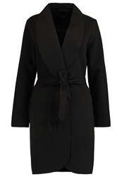 Vila Viida Short Coat Black
