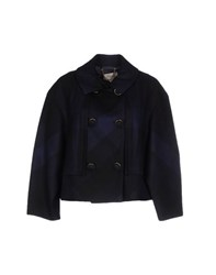 Temperley London Coats And Jackets Jackets Women Dark Blue