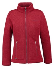 Regatta Ranita Fleece Rhub Mulber Dark Red