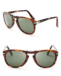 Persol Vintage Celebration Folding Keyhole Aviator Sunglasses Bloomingdale's Exclusive Caffe