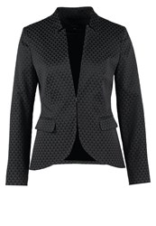 Comma Blazer Grey Black