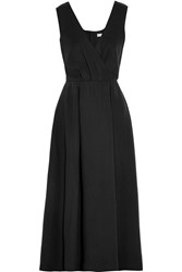 Dagmar Galiena Woven Dress Black