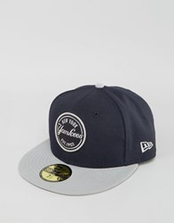 New Era 59Fifty Cap Fitted Emblem Navy