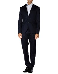 Bikkembergs Suits And Jackets Suits Men Dark Blue